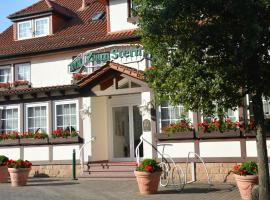 Hotel Photo: Flair-Hotel zum Stern