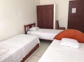 Hotel near Aguadulce