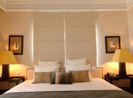 Hotel photo: Le Riad Villa Blanche