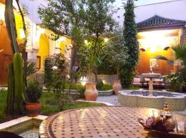 Hotel photo: Riad Jaouhara