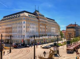 A picture of the hotel: Radisson Blu Carlton Hotel, Bratislava