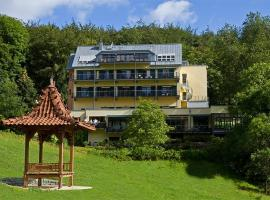 Hotel photo: Literaturhotel Franzosenhohl