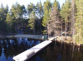 Hotel photo: Pyhäjärven Lomakylä