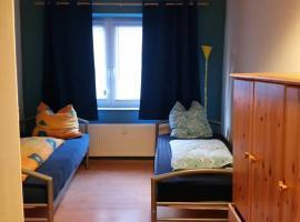 Hotel Foto: Monteuren Apartment Schlangenwall