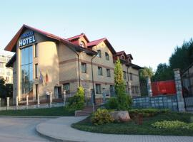 A picture of the hotel: Amicus Hotel