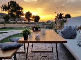 Hotel near Amorgos