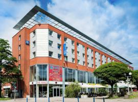 A picture of the hotel: Ibis budget Hamburg City Ost