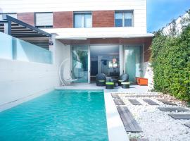 Hotel photo: Villa Marques with pool