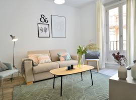 Hotel photo: Aspasios Gran Via Apartments