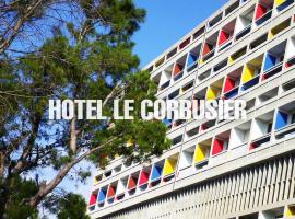 Hotel photo: Hotel le Corbusier