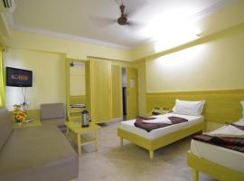A picture of the hotel: Hotel Pritam - Central Avenue Nagpur