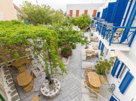Hotel near Paros
