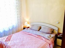 Hotel fotografie: Apartment in the heart of Minsk