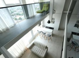 A picture of the hotel: Sofia Penthouse QC by StayHome Asia