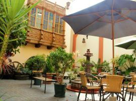 Hotel near Peru