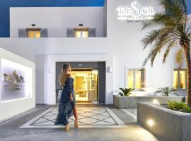 Hotel photo: De Sol Hotel & Spa