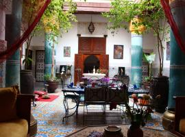 Hotel photo: Riad Bibtia