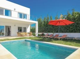 A picture of the hotel: Villa con vistas al mar