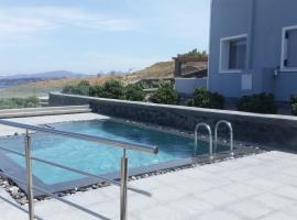 A picture of the hotel: Our Villa Santorini