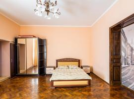 A picture of the hotel: Sizable apartment in the centre Lviv