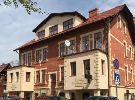 Hotel photo: Apartamenty Ustka HBH