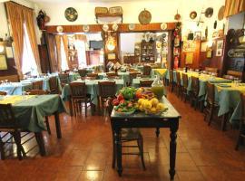 होटल की एक तस्वीर: Albergo Santo Spirito