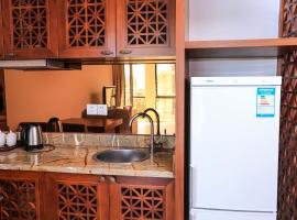 Hotel photo: Lingshui Meet My Place Seaview Apartment