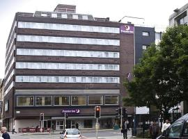 Hotel photo: Premier Inn Glasgow City Centre - Argyle Street