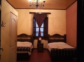 Hotel near Кесальтенанго