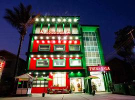 Hotel near Pyin U Lwin