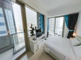 Hotel photo: Two Bedroom Apartment - Ocean Heights luxury