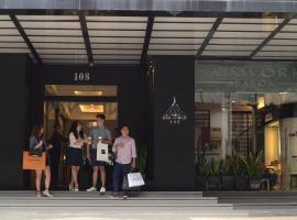 Hotel photo: BSA Tower Serviced Residences