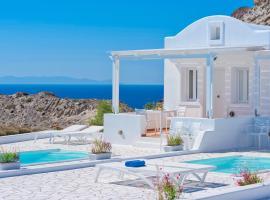 Hotel photo: Katharos Pool Villas