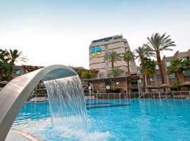 Hotel photo: U Coral Beach Club Eilat – Ultra All inclusive