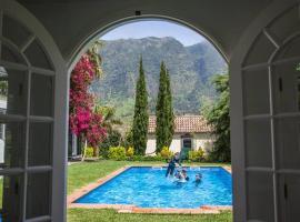 Hotel photo: Casa da Portada