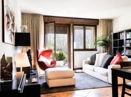 Hotel Photo: Malatesta Halldis Apartment