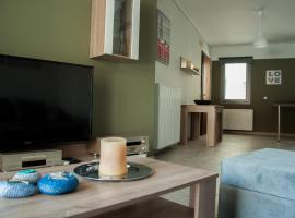 Hotel Photo: Cozy flat close to Athens city center
