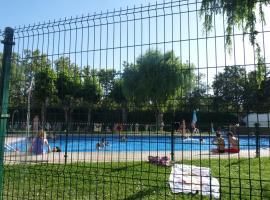 Hotel photo: Apartment Urbanizacion Parquesierra