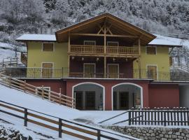 Hotel photo: Agritur Sottoilmelo