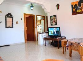 Hotel fotoğraf: Appartement 400m plage 4eme étage
