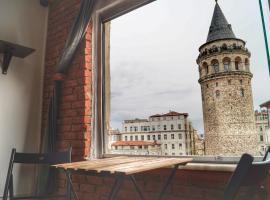 صور الفندق: Galata Tower