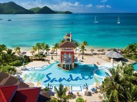 Hotel photo: Sandals Grande St. Lucian Spa and Beach All Inclusive Resort - Couples Only