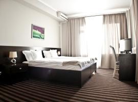 Hotel fotoğraf: Pensiunea Belanco