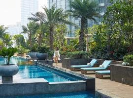 Hotel photo: Raffles Jakarta