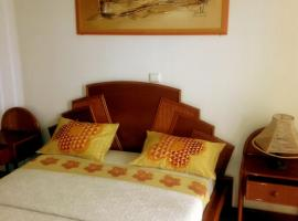 Hotel near Cap Vert