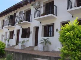 Hotel photo: Apart Playa Esquina