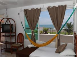Hotel photo: Hotel Arrecife Chachalacas