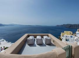 A picture of the hotel: Ammos Oia Mansion