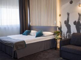 Hotel near Estonia