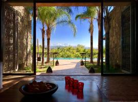 A picture of the hotel: Villa Malika Marrakech